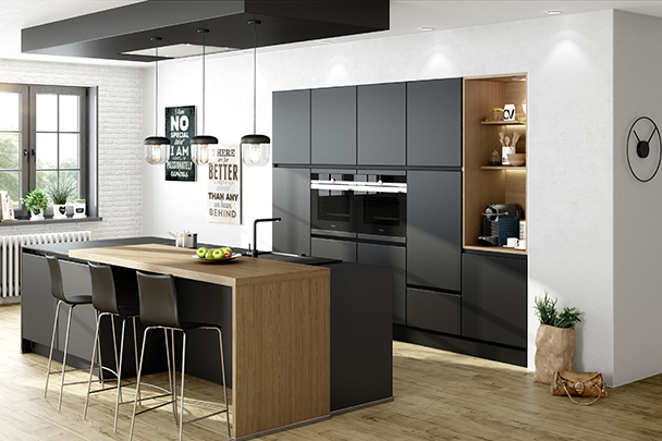 fenix de nieuwe generatie werkbladen eggo. Black Bedroom Furniture Sets. Home Design Ideas